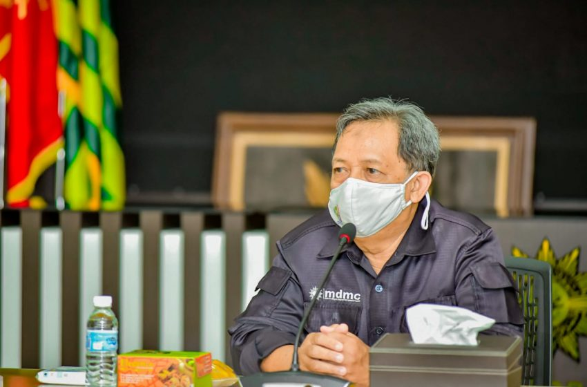 MDMC Perkuat Siaga Bencana di Masa Pandemi