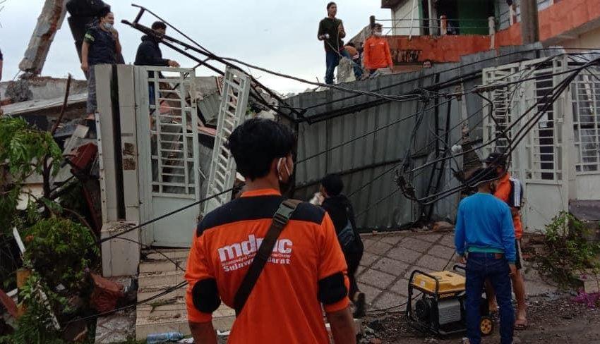 MDMC Sigap Bergerak di Gempa Sulawesi Barat