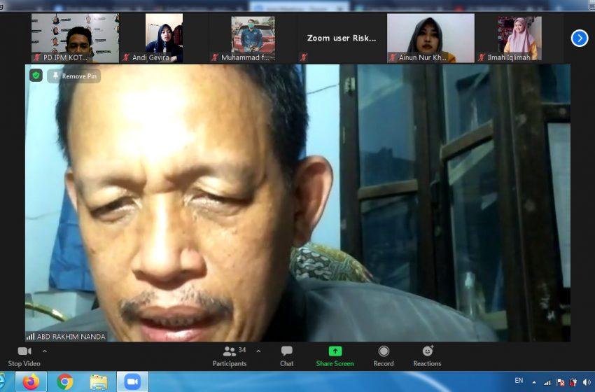 PD IPM Makassar Gelar Seminar Motivasi, Hadirkan WR 1 Unismuh