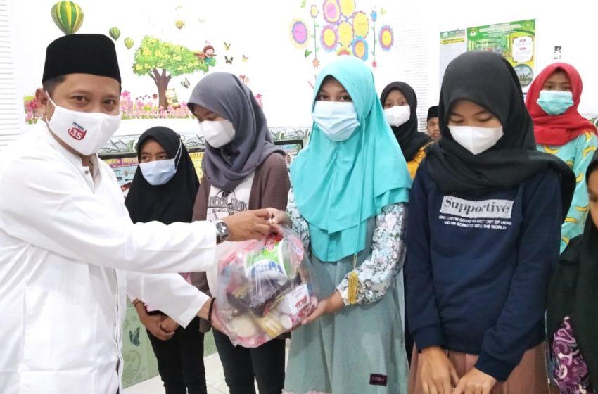 Kundapil, Legislator Pusat Sartono Gelar Do'a Bersama dan Beri Santunan Anak Yatim